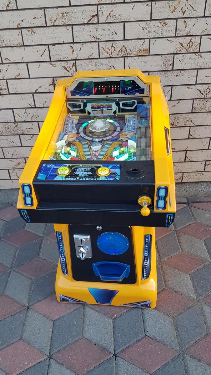 Детские игровые автоматы pinball в каком онлайн казино можно выиграть